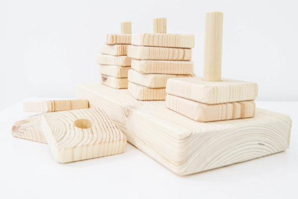 Disc and dowel board - Coverdale Educational Resources ltd